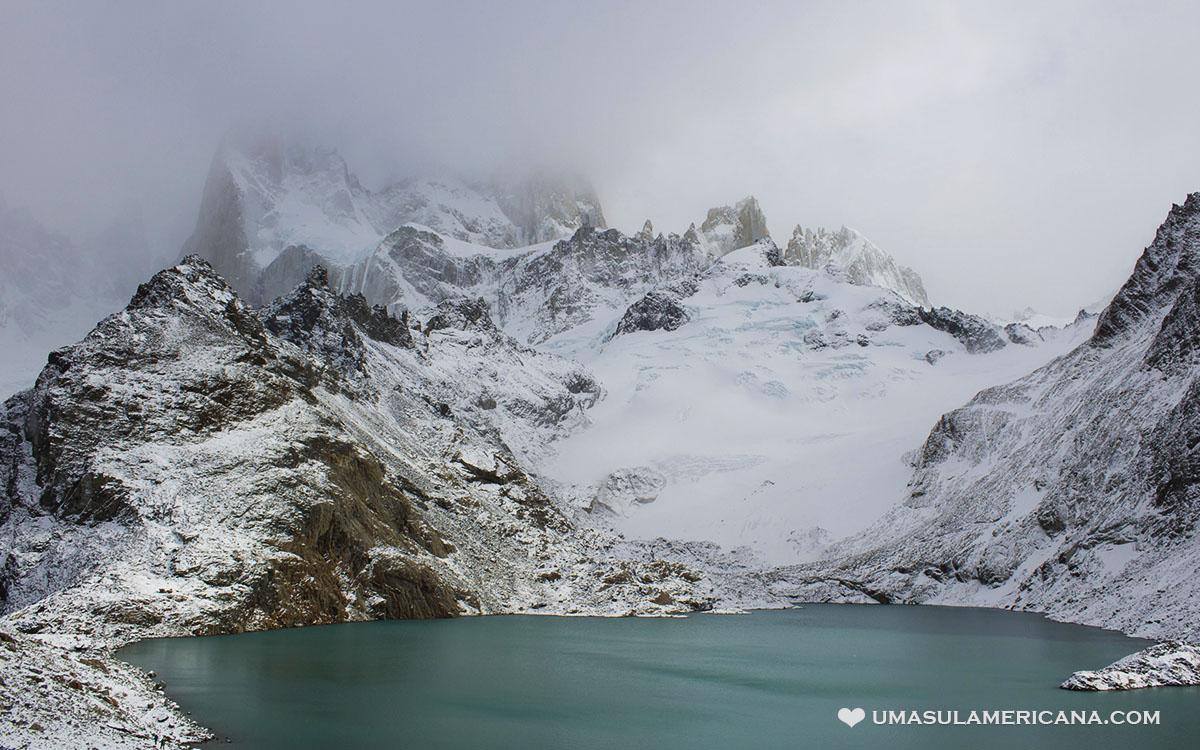 Laguna de Los Tres - Trilhas em El Chaltén