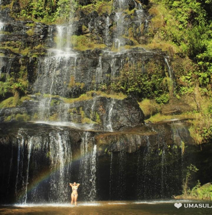 Roteiro Itararé e Sengés - 4 dias de feriado prolongado no limite São Paulo e Paraná - Cachoeira Erva Doce