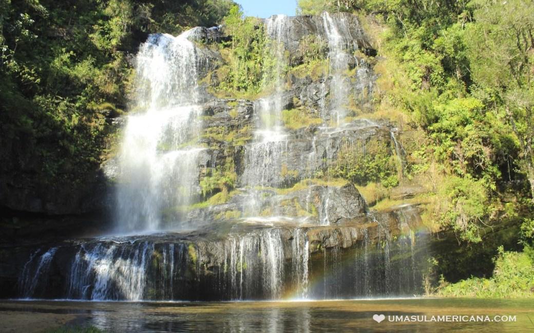 Turismo no Vale do Itararé - Tudo sobre Itararé, Sengés e região - Cachoeira Erva Doce