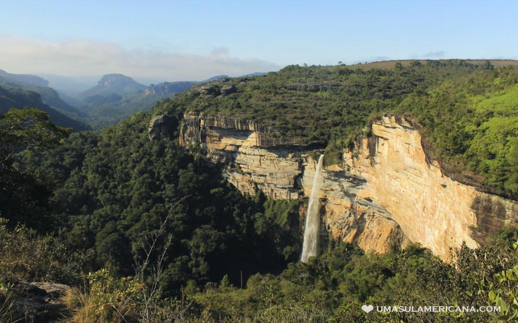 Turismo no Vale do Itararé - Tudo sobre Itararé, Sengés e região - Cachoeira do Corisco