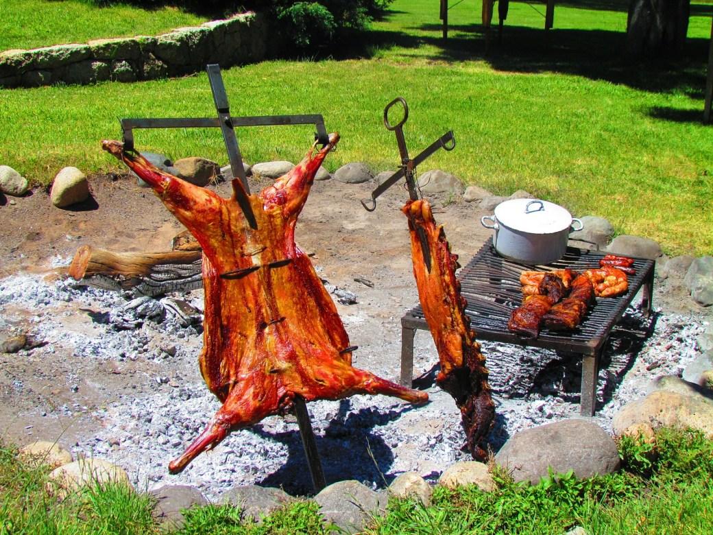Cordeiro Patagônico - Comidas argentinas, o que comer na Argentina!