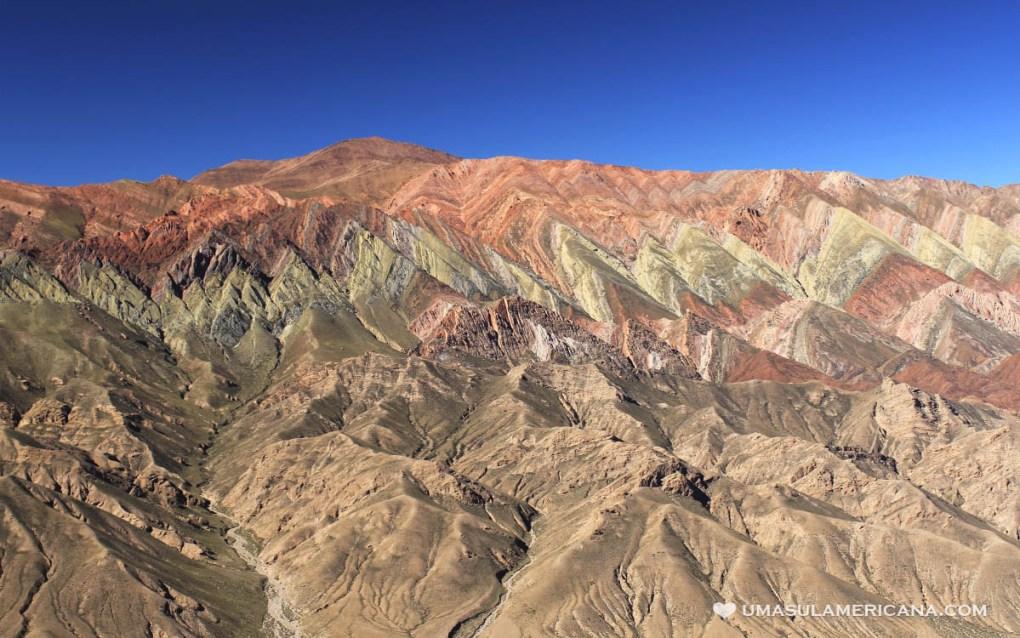 Quebrada de Humahuaca - Serranía del Hornocal - Jujuy