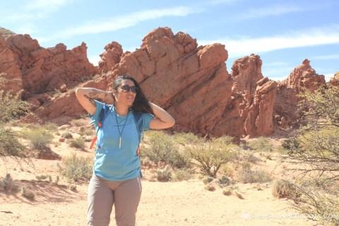 Viagem pela Argentina - Jujuy, Uquía e Quebrada de Las Señoritas