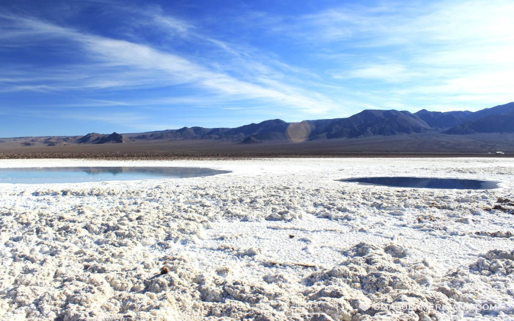 Fotos Deserto do Atacama - Lagunas Escondidas de Baltinache