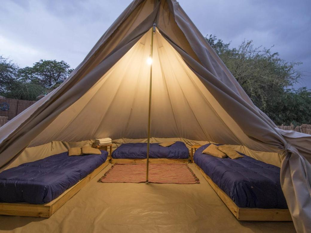 Hostels no Atacama - 10 opções mais baratas - Aji Verde Hostel