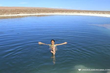 Passeio Lagunas Escondidas de Baltinache, imperdível no Deserto do Atacama