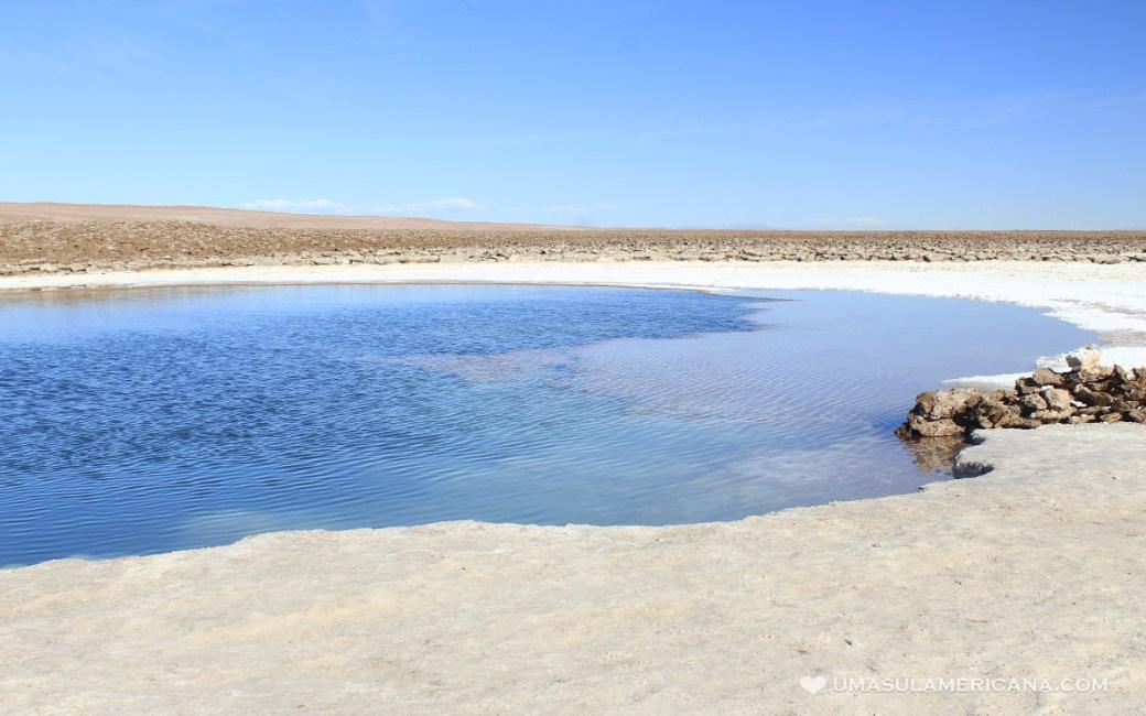 Tour Lagunas Escondidas de Baltinache - Atacama, no Chile