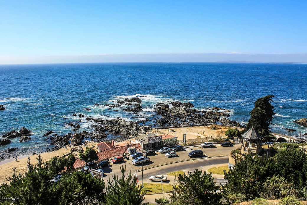Viña del Mar - Roteiro Argentina e Chile na mesma viagem
