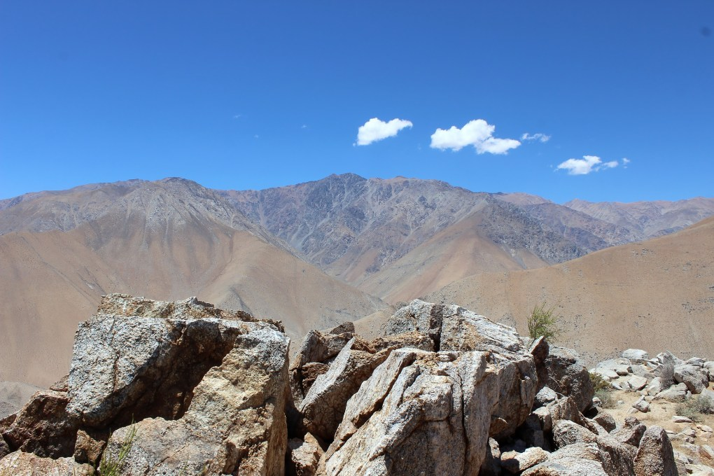 Valle del Elqui - Argentina e Chile na mesma viagem