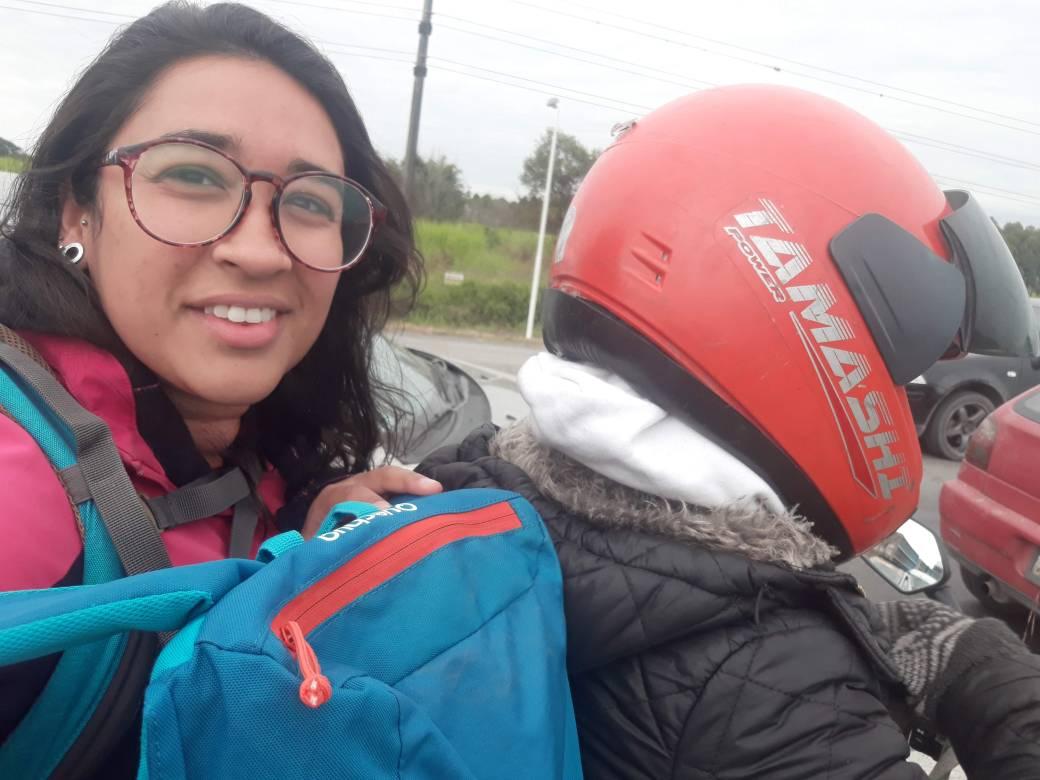 Viajar de carona sozinha - Dicas