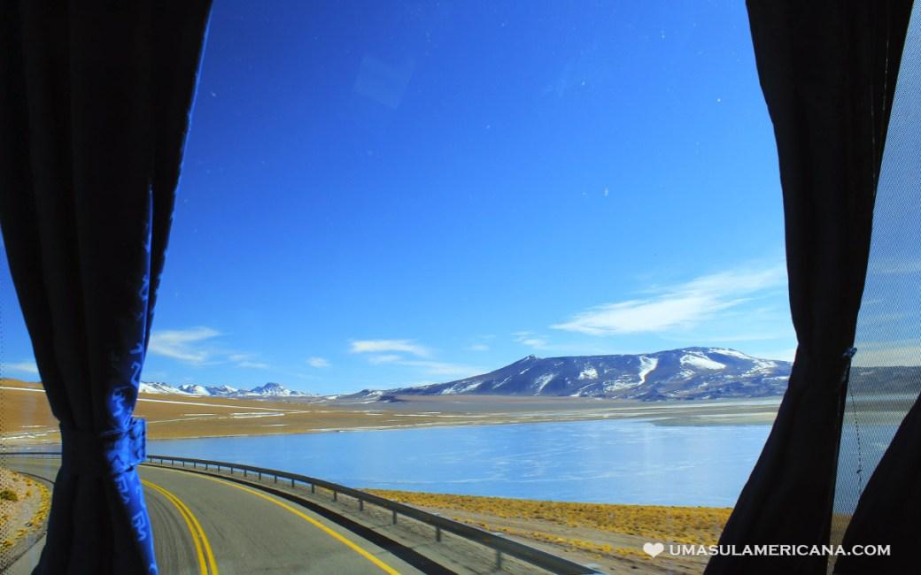 De Salta ao Atacama via Paso Jama de ônibus