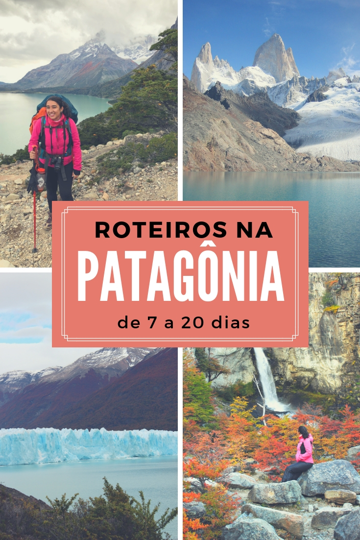 Imperdível! Roteiro pela Patagônia - Viagens de 7 a 20 dias por_ Ushuaia, Torres del Paine, Punta Arenas, Puerto Natales, El Chaltén e El Calafate, cidades incríveis no sul do Chile e Argentina
