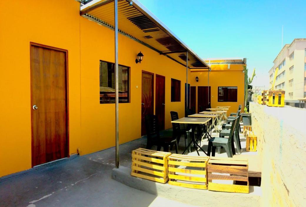 Peter's Hostel em Arequipa