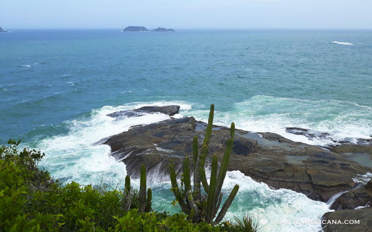 Viagem a Cabo Frio - Morro do Vigia
