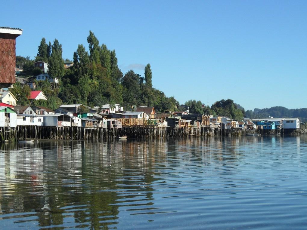 Chiloé, ilha do Chile