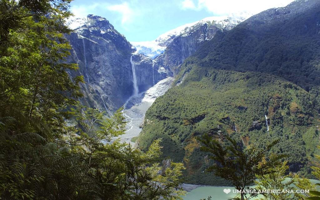 Ventisquero Colgante - Parque Nacional Queulat - Carretera Autsral