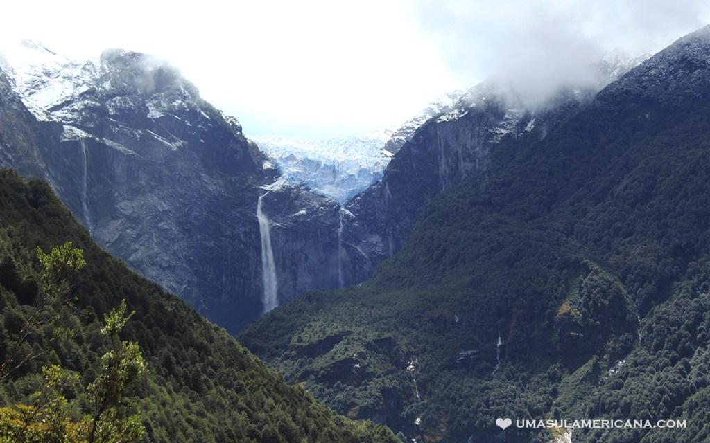 Ventisquero Colgante - Parque Nacional Queulat - Sul do Chile