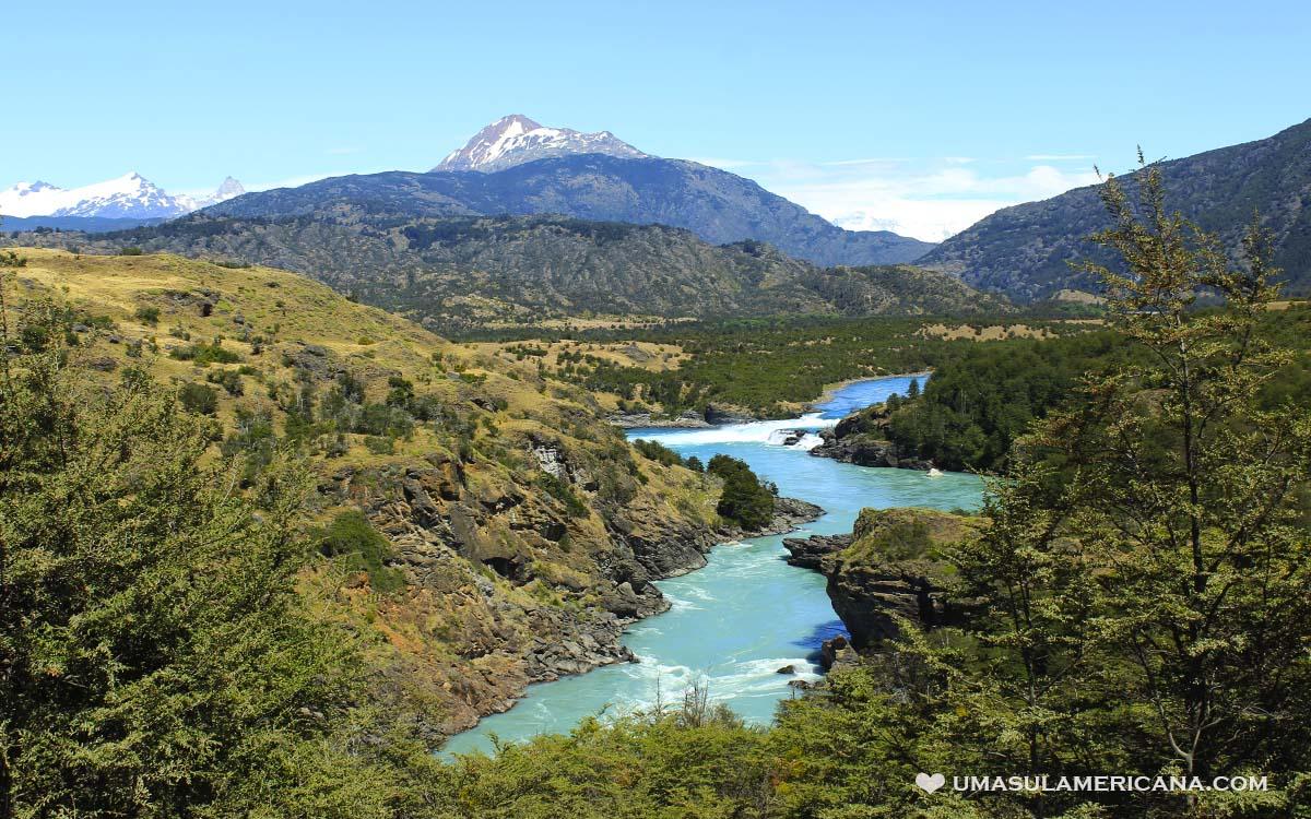 Rio Baker e Rio Neff - Carretera Austral - Chile