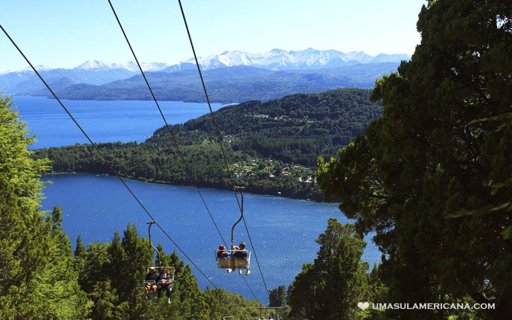 Aerosilla Cerro Campanario Bariloche