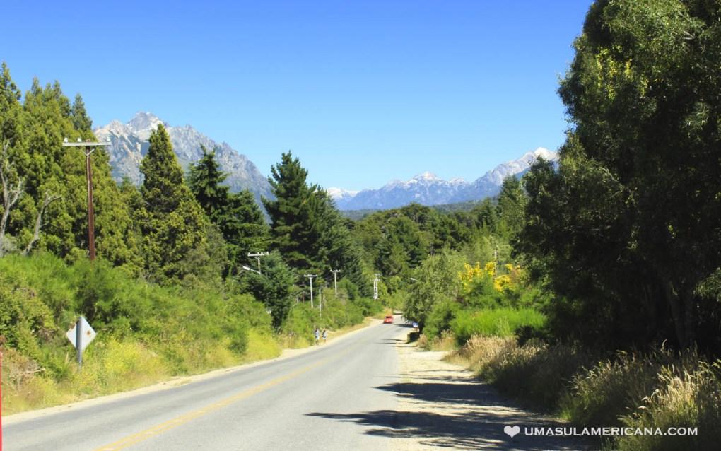 Circuito Chico em Bariloche