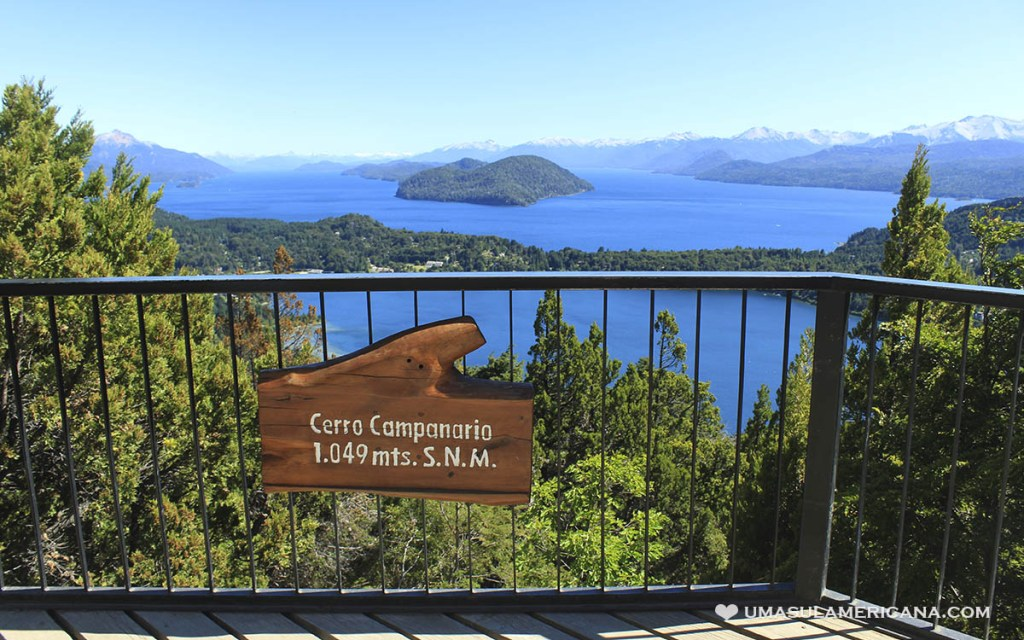 Como chegar Cerro Campanario Bariloche