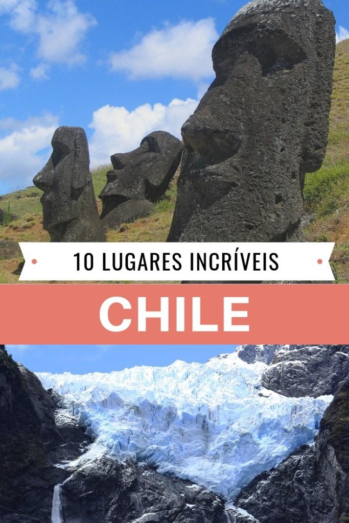 10 lugares no Chile para conhecer antes de morrer
