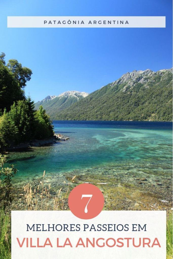 7 melhores passeio para fazer em Villa La Angostura