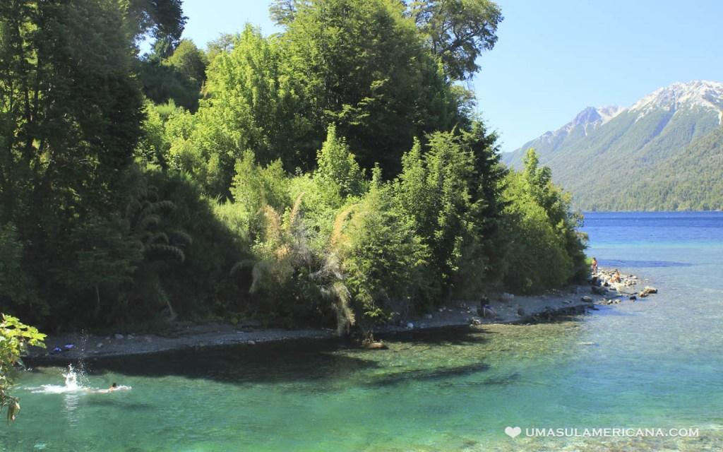 Lago Correntoso - O que fazer em Villa La Angostura