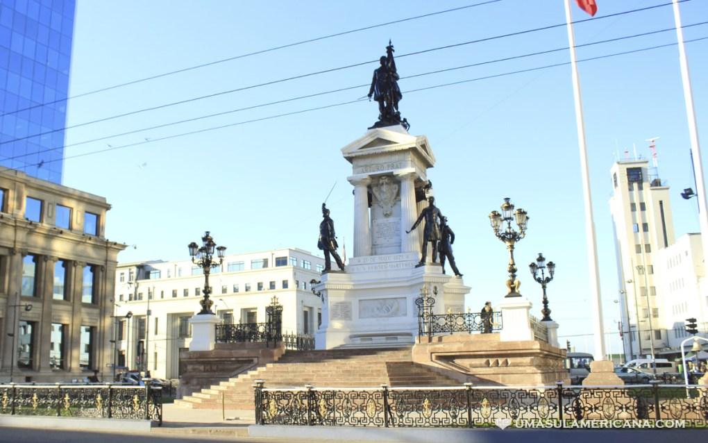 Plaza Soto Mayor - Tour Valparaiso