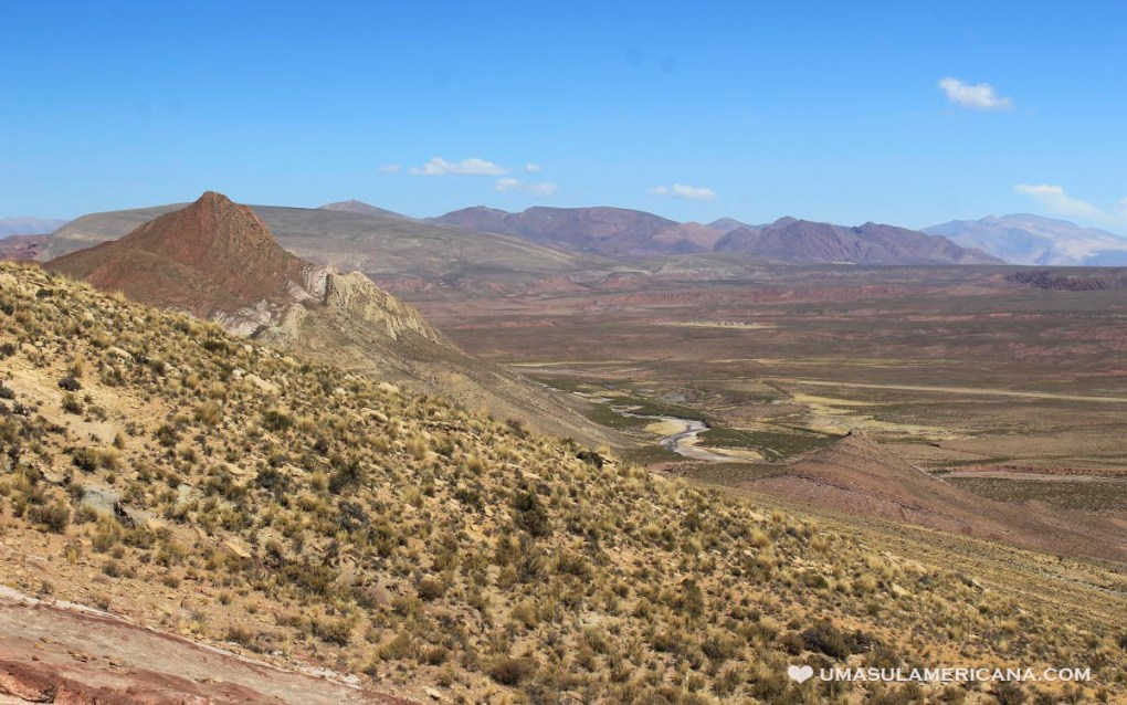 Tres Cruces, Quebrada de Humahuaca - Jujuy