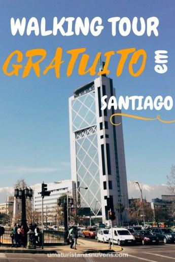 Walking tour gratuito em Santiago