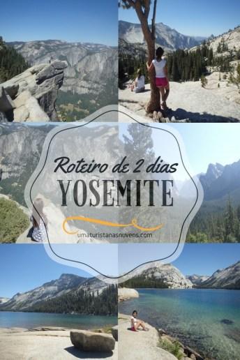Roteiro de 2 dias no Yosemite Park
