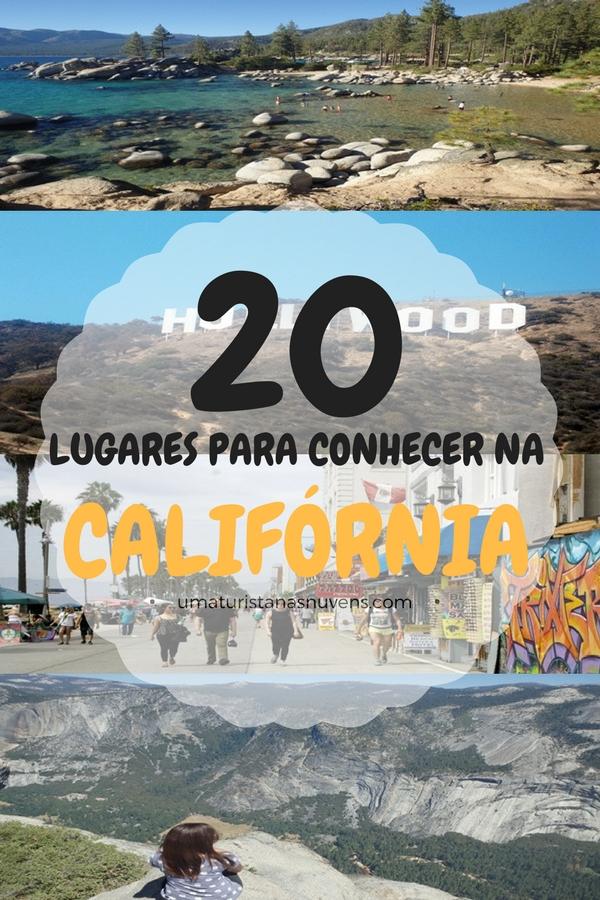 O que fazer na Califórnia - Estados Unidos