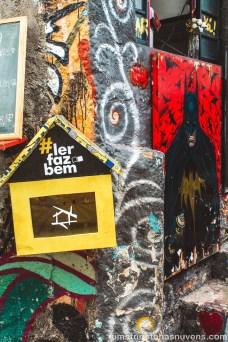 Beco do Batman em São Paulo - grafite e arte de rua17