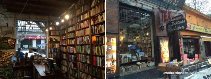 livrarias para conhecer em Montevidéu