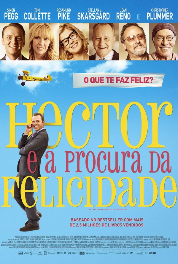 Filmes sobre viagens - Hector e a procura da felicidade