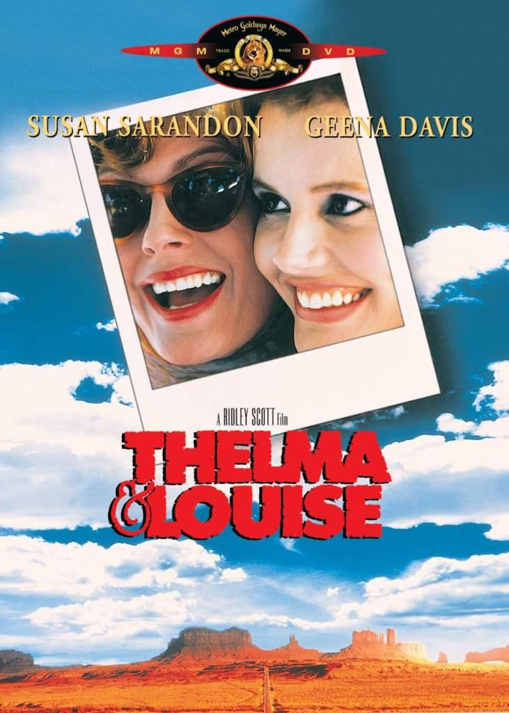 Thelma e Louise - filmes sobre viagens