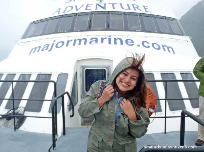 Mini cruzeiro nas geleiras no Alasca