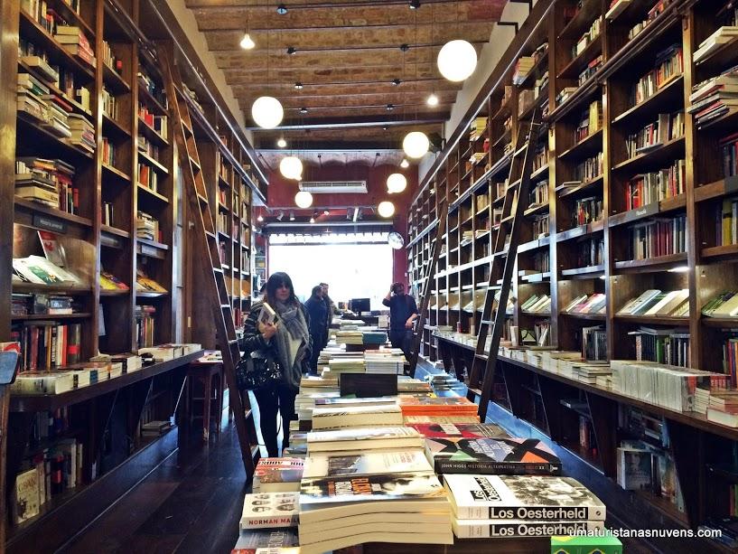 livraria em Buenos Aires - Libros del Pasage