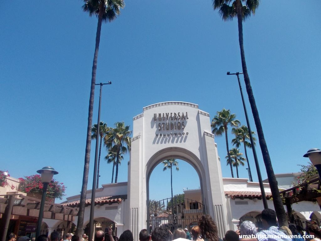 Universal Studios em Los Angeles - Hollywood