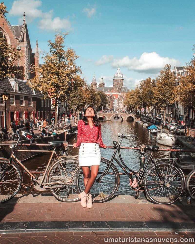 Passeios gratuitos em Amsterdam - Bairro da Luz Vermelha