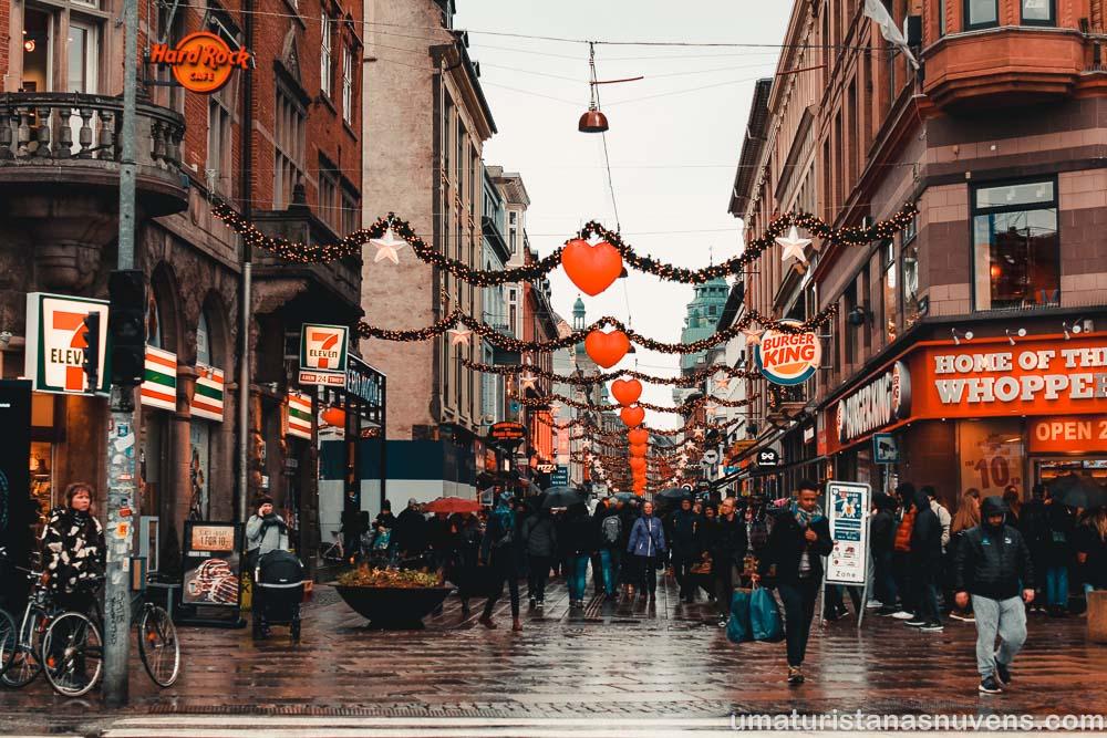 O que fazer em Copenhague - Dinamarca