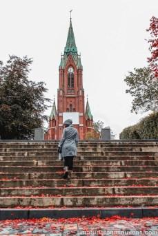 O que fazer em Bergen - Igreja de São João - Noruega-4