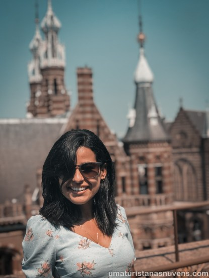 Lugares para ver Amsterdam do alto - W Lounge1