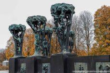 O que fazer em Oslo - Vigeland Park