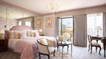 Onde ficar em Veneza - Hotel Danieli - quarto