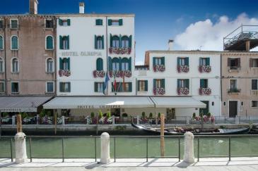 Onde ficar em Veneza - Hotel Olimpia