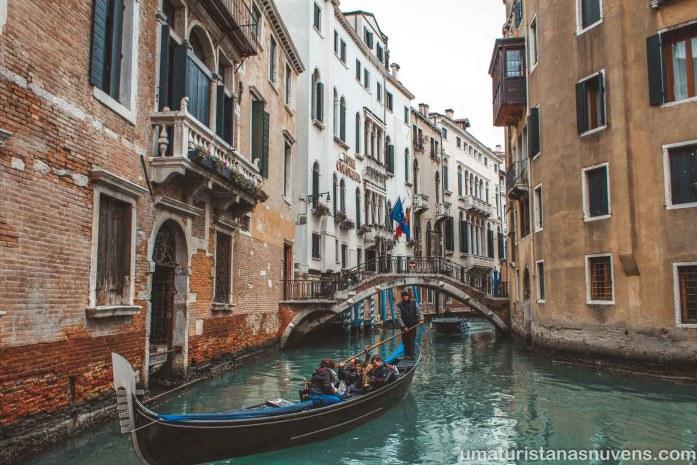 Fatos e curiosidades sobre Veneza