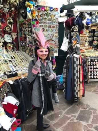 Fatos e curiosidades sobre Veneza - Itália - máscaras