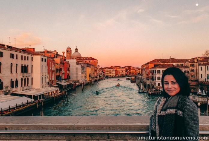 O que fazer em Veneza - pôr do sol